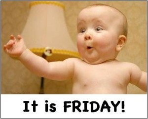 Nessa Grace It's Friday
